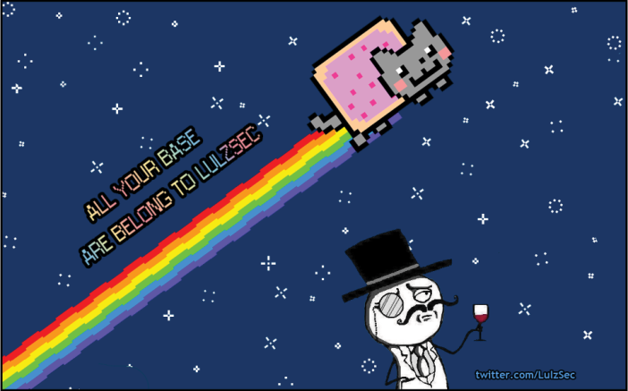 LulzSec Poster